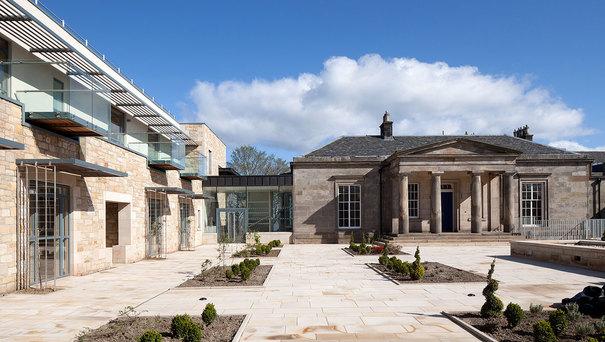 St Columba's Hospice – Hutton Stone